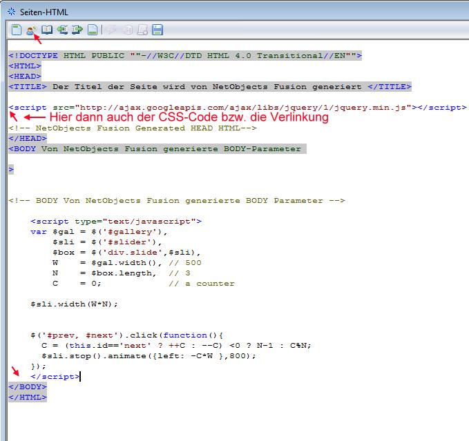 bild verlinken html